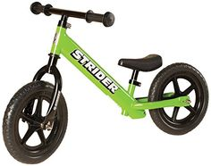Thaddy wants a pedal less bike, does not have to be this exact one. Can be used from CL.