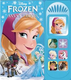 Disney Frozen Play-a-Sound by Editors of Publications International