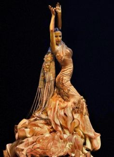 This flamenco dress is epic!