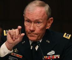 Joint Chiefs Chairman, Special Ops Officers Condemn 'Shameful' Anti-Obama Groups.  Gen. Martin Dempsey, the country's top military officer condemned members of swift boat groups that have cropped up this election season attacking President Obama on national security grounds.