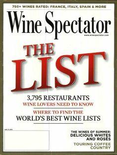 Wine Spectator (1-year auto-renewal) Magazine Subscription Shanken Communications, http://www.amazon.com/dp/B002PXVZ8G/ref=cm_sw_r_pi_dp_EM8vqb1ZDREKA
