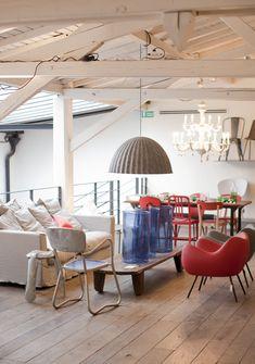 Merci concept shop - Pinecone Camp: A Few Days in Paris
