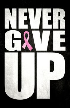 NEVER GIVE UP Quote Poster by BCCreate on Etsy, $10.00