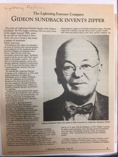 Interested in industries in St. We have information on Lightening Fastener. St Catharines, Local History, Fasteners, Inventions, Japanese, Marketing, American, Movie Posters, Japanese Language
