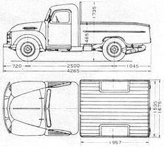 Toypet truck | SMCars.Net - Car Blueprints Forum