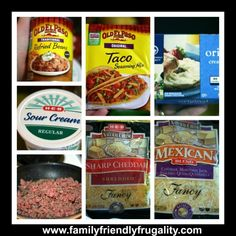 These ingredients make the most amazing dip known to mankind. You must make this.