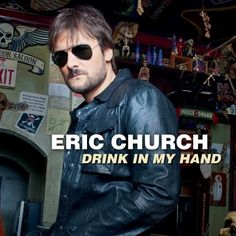 Eric Church has a new reason to raise a glass as 'Drink in My Hand' goes to on the Mediabase Country Singles Chart. Luke Bryan's 'I Don't Want this Night Eric Church, Music Is My Escape, My Music, Country Music Artists, Luke Bryan, Country Boys, Me Me Me Song, Getting Old, Tv Shows