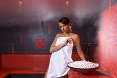 Sauna, Aroma-Dampfbad Massage, Wellness Spa, Formal Dresses, Beauty, Fashion, Steam Bath, Beleza, Moda, Formal Gowns