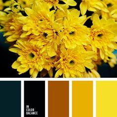 Цветовая палитра №3530