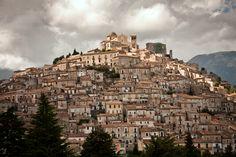 Morano Calabro – um dos vilarejos mais belos da Calábria