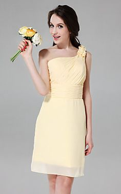 Knee-length, Bridesmaid Dresses, Search LightInTheBox