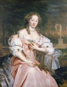 Portrait of Grace Wilbraham (1655-1740), later countess of Dysart | John Michael Wright (c.1673/77)