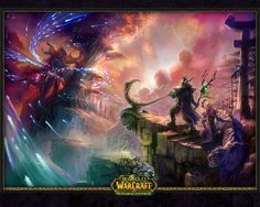 Video Juegos World Of Warcraft Wallpaper/Background 1280 x 1024 - Id: 68446 - Wallpaper Abyss