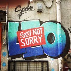 Leo sorry not sorry @ karakoy