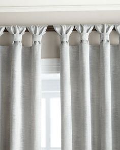 Echo Curtains by Austin Horn En Vogue at Horchow.