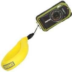 Chums Waterproof Camera Float - - Product Description: Save your new digital camera from going to the bottom of the lake, river, or ocean. The soft, foam-filled neoprene wrist lanyar New Digital Camera, Digital Cameras, Water Camera, Waterproof Camera Case, Binoculars For Kids, Flash Memory Card, Aleta, Photo Accessories