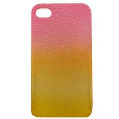 Juicy-kuori iPhone 4/4S