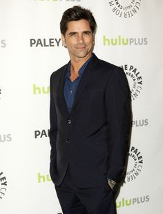 "John Stamos at PaleyFest 2013 ""The New Normal"""