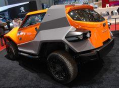 POWER CARS: Fornasari Racing Buggy