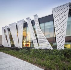 15 Must-See Buildings With Unique Perforated Architectural Façades (Skins)_ 6 Casino Montreal