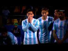 El sufrimiento de Messi en la tanda de penales | Argentina - Colombia (Copa América 2015) | Canal + - http://www.nopasc.org/el-sufrimiento-de-messi-en-la-tanda-de-penales-argentina-colombia-copa-america-2015-canal/