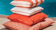 #BrownJordan relax pillows in various sizes