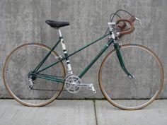 1977 Jeffrey Bock touring bike