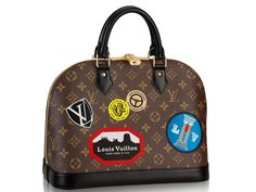 Louis Vuitton's signature monogram has been revamped and altered throughout the brand's iconic history to keep it feeling fresh and relevant, and Fall 2016 brings with it yet another step in the Monogram Canvas evolution. The new World Tour collection features LV's take on classic hotel stickers atop the brand's signature material, all inspired by …