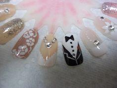 Wedding Nail Art 2013, Barbara Nott, Nail Tech, Sarasota FL  941-371-4999