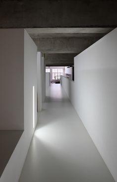 Refurbishment of a Warehouse | TAO – Trace Architecture Office