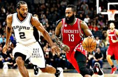 THE FINAL STEPS OF THE MVP RACE  The 2016-17 regular season is coming to the end and the MVP of that season will be heard soon.  Hands down i think the race is finalized between Kawhi Leonard and James Harden. I will name the reasons why.  First a disclai