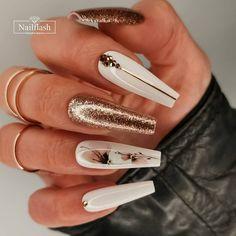 Chic Nails, Glam Nails, Dope Nails, Stylish Nails, Trendy Nails, Pink Nails, Romantic Nails, Coffin Nails Long, Luxury Nails