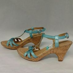 Born Crown Myndy High Heel Sandal New Born Crown Myndy Blue High Heel Sandal with out box. Great looking Sandal. Don't hesitate to ask questions, or make offers :). Thanks for looking! Born Crown Shoes Sandals