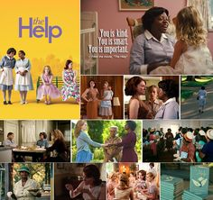 The Help You Are Smart, You Are Important, The Help, Books, Movies, Movie Posters, Libros, Films, Book