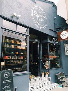 #cafe #coffee #shop #espresso #bar