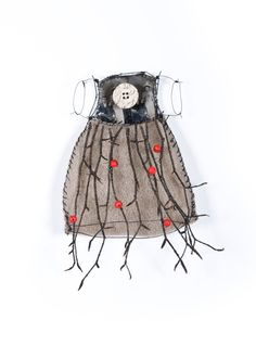 """""""Nature Gives Release"""": Doll Dress Collection by Annie Waldrop"""
