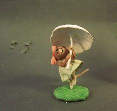 Aleah Klay Studio- sweet sweet little mouse!!