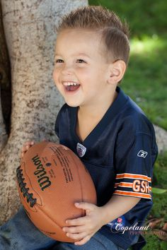 Toddler Photography © Copeland Photography