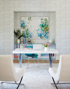 House of Turquoise: Andrew Howard Interior Design