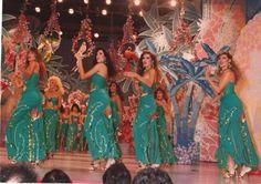 Excelente Espectaculo la Noche del Miss Venezuela 1986..