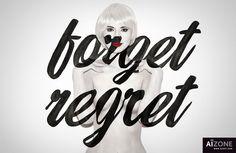 AizoneForgetRegret