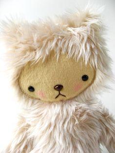 Kawaii Teddy Bear Plushie