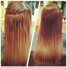 why not try hair fusion with virgin hair. By fusing your natural hair and virgin bulk together with heat, you can achieve long natural looking hair. E:universalhair2excel@yahoo.co.uk