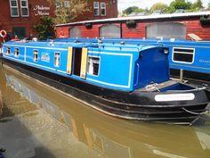 Hartley's Best, Anderton Marina - 55ft, 2002,  6 berth cruiser Stern narrowboat. Narrowboat, Boats For Sale