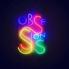 """270 Likes, 5 Comments - Neon (@itneverblindsme) on Instagram: """"OBSESSED with this OBSESSIONS #neon #neonsigns#neonlights"""""""