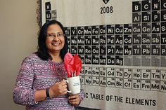 Chem Prof Earns Teacher Quality Grant