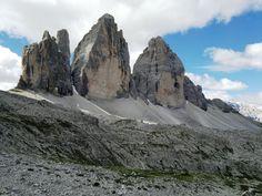 My hiking photos: Tre Cime di Lavaredo, Italy