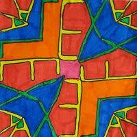 name design Mini Matisse: 5th Grade