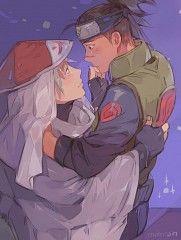 iruka x kakashi Gaara, Kakashi And Obito, Akatsuki, Naruto Couples, Cute Anime Couples, Sasunaru, Naruto Shippuden, Boruto, Otaku Anime