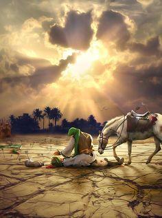 امام حسین الإمام الحسين Imam Hussein Ashura